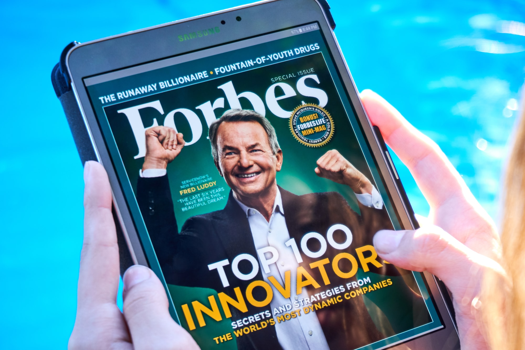 Volume PR's behavior-based communication selected as Forbes number one choice for marketing tools and tactics that will shake up 2019.